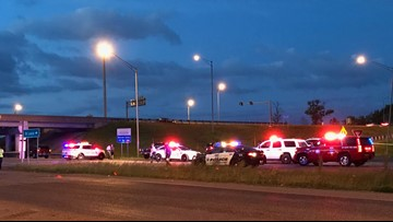 Man shot to death near I-270 in north St. Louis