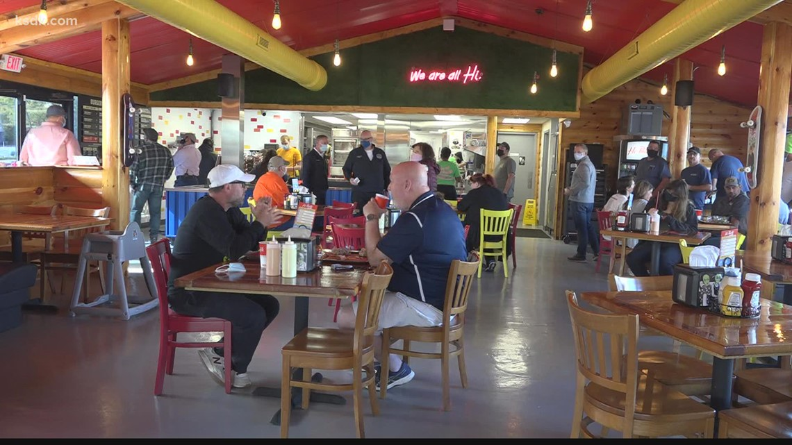 Hi-Pointe Drive-In opens Kirkwood location, eyes expansion across bi-state