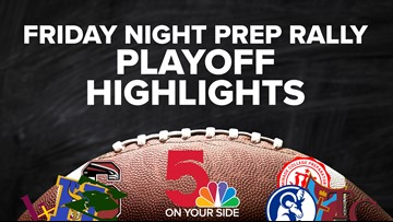 Friday Night Prep Rally highlights: November 22