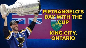 A Stanley Cup summer: Alex Pietrangelo