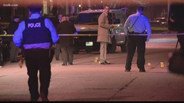 2 dead, 2 injured in Monday night shootings across the St. Louis area