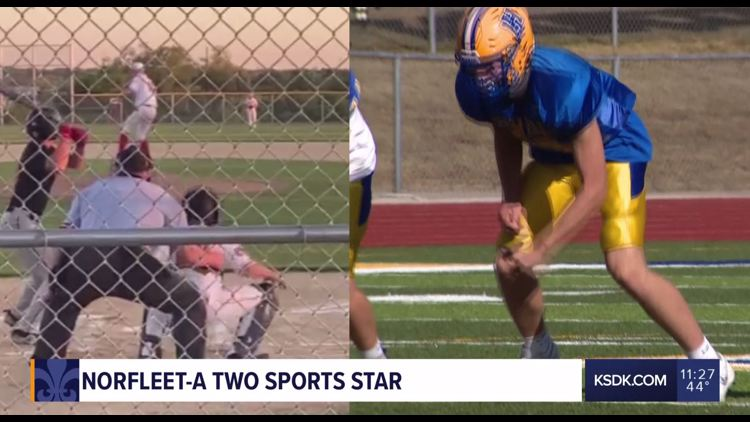 Francis Howell's Norfleet aims to be two-sport athlete in college