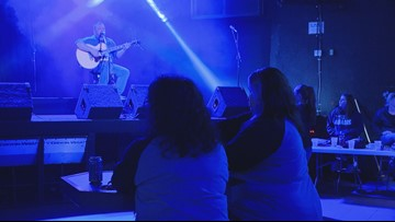 St. Louis bands rock for Taylorville relief at Pop's