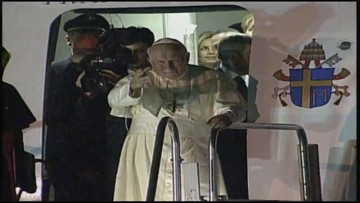20 years later: Pope John Paul II's historic visit to St. Louis