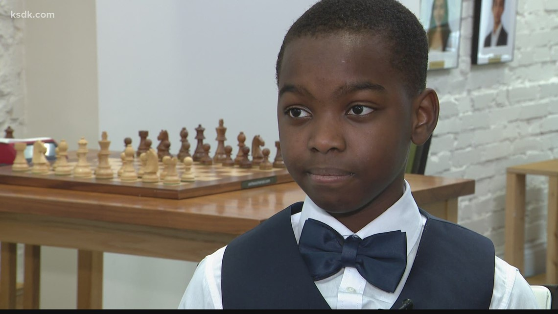 10-year-old chess prodigy Tani Adewumi is one of the world's best