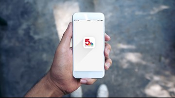 Download 5 On Your Side's news and weather apps