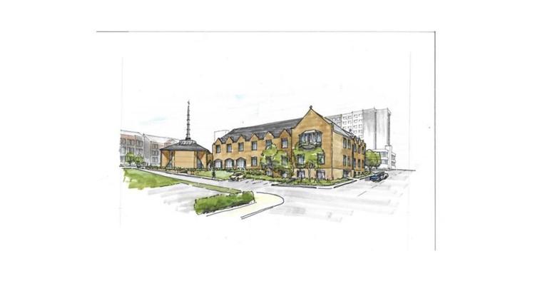 Saint Louis University receives challenge grant for new $16M Jesuit residential center