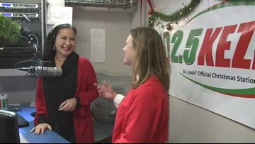 102.5 KEZK is officially playing Christmas music