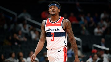 Bradley Beal agrees to 2-year extension with Washington Wizards