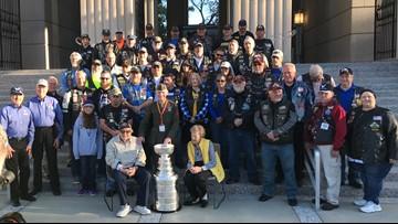 Stanley Cup surprises St. Louis area veterans