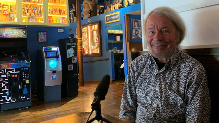 What's the real thrill at Blueberry Hill? Father of the Delmar Loop lets us know