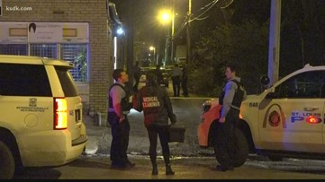 1 killed, several injured in shootings in St. Louis overnight