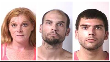 Drug investigation yields 3 arrests in Wood River