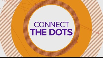 Connect the Dots: How gross humans are