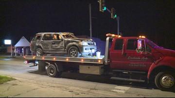 Rollover crash kills SUV driver in Jerseyville