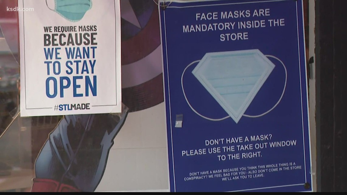 More stores weigh in on whether to lift mask mandates