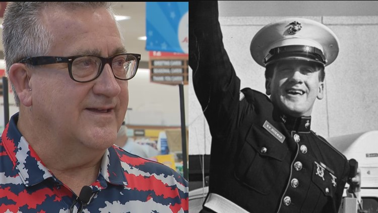 'Freedom is not free': Man helps Folds of Honor decades after surviving Iranian hostage situation