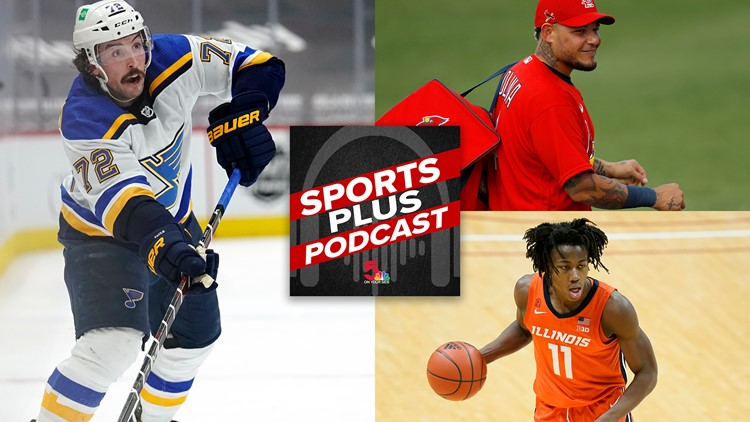 Sports Plus Podcast: Cards ready to head south, Blues get out of Arizona spiral and lawsuit continues to take it to the Rams
