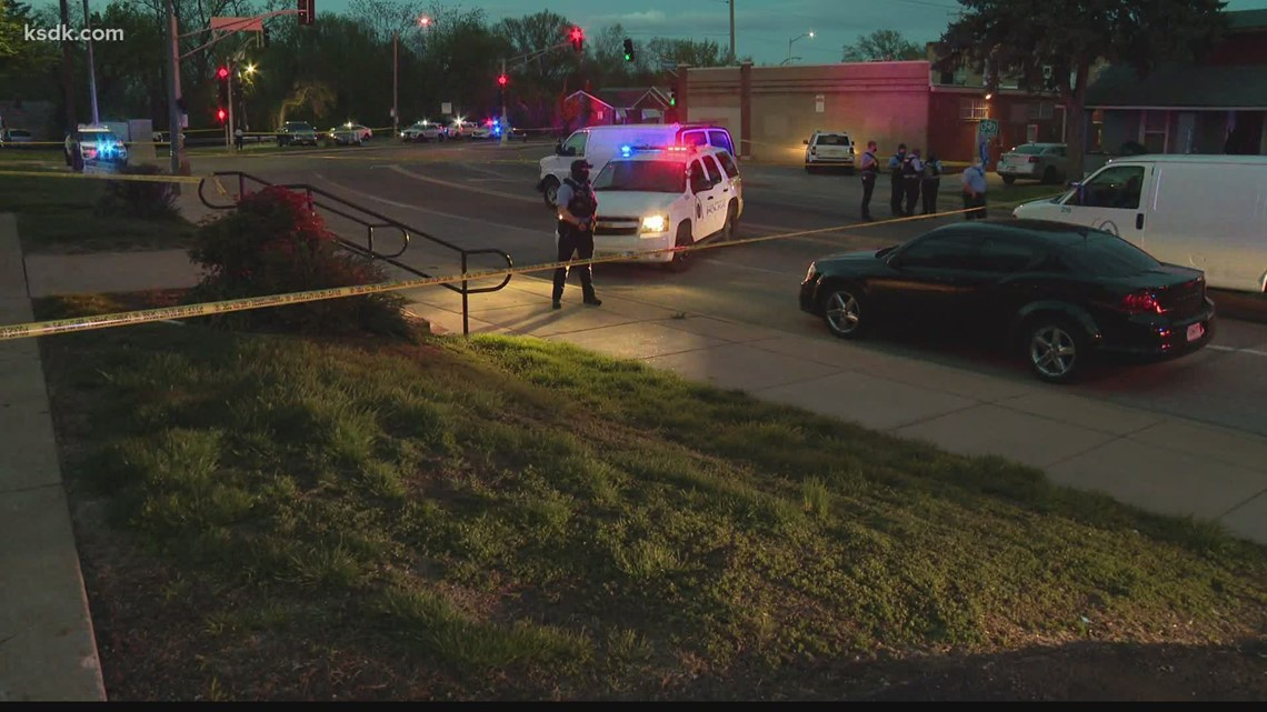 Woman killed, 7-year-old hurt in double shooting