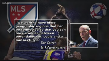 Decision on MLS in St. Louis could come in April