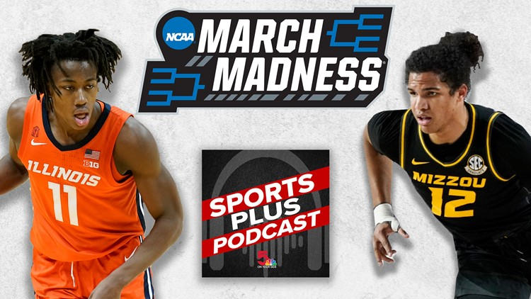 Sports Plus Podcast | Bracket season, anyone?