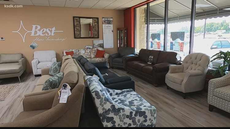 Deals on sofas, recliners, and lift chairs at Best Home Furnishings