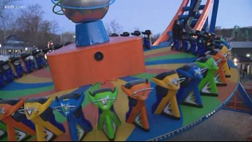 Six Flags opens for the season
