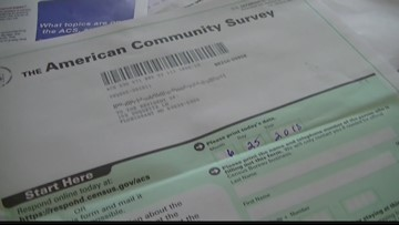 Can you be fined for refusing census survey?