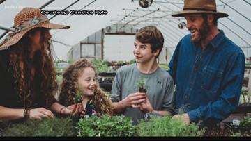 "Spring Planting with Flourish, ""Grow, Create, Inspire"""
