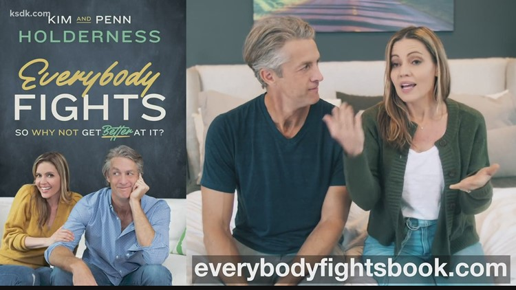 Viral Holderness family talks about new book 'Everybody Fights'