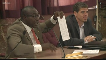 St. Louis Board of Alderman President Lewis Reed settles new ethics violations, must pay $10,000 fine