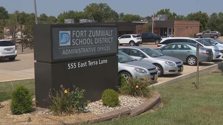 Parents looking for loopholes in Fort Zumwalt mask mandate