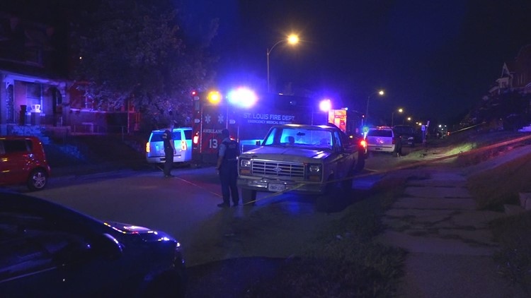 Man shot and killed in St. Louis, suspect arrested