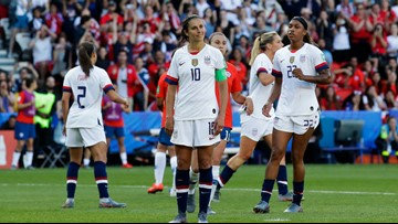 USA pulls off another victory in Game 2 of the World Cup