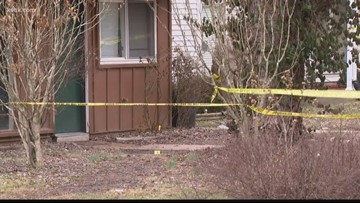 2 arrested in connection with double shooting at home in Barnhart, woman still on the run
