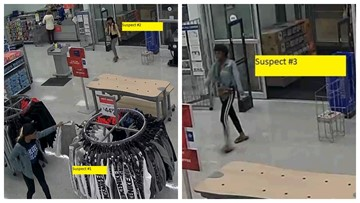 Police looking for women who stole from Academy Sports, pepper-sprayed employee in O'Fallon, Illinois