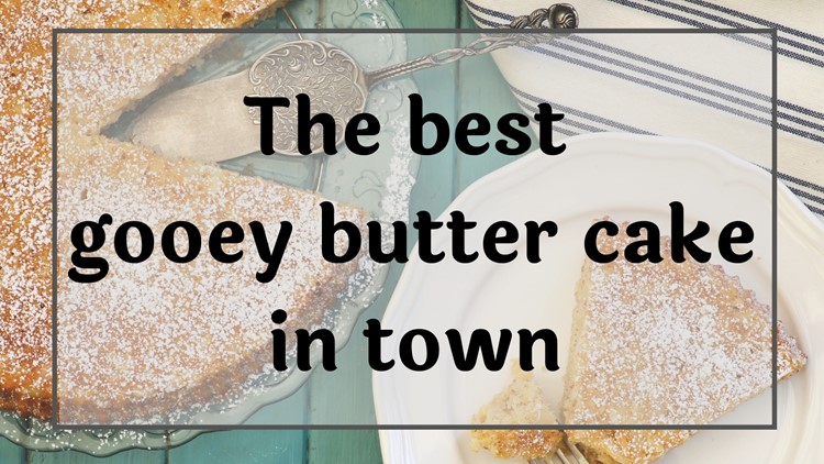 Amazing Your Guide To The Best Gooey Butter Cake In St Louis Ksdk Com Birthday Cards Printable Nowaargucafe Filternl