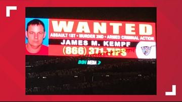 Digital billboards created to help find murder suspect in Fenton