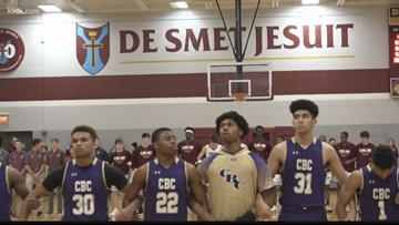 De Smet knocks off CBC to end 16 game losing streak against Cadets