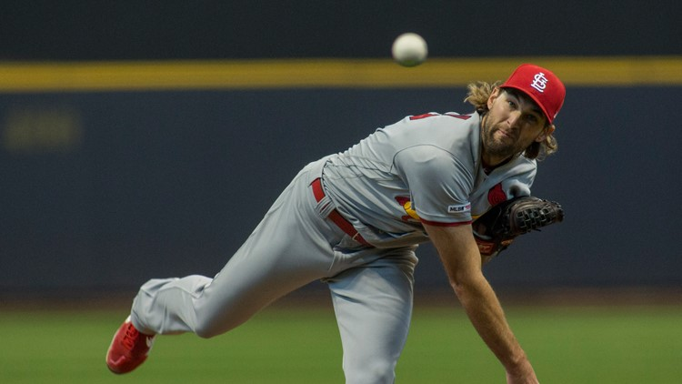 Michael Wacha placed on 10-day injured list ahead of series against Brewers