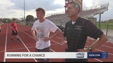 Bowling Green cross country coach in the running for national title