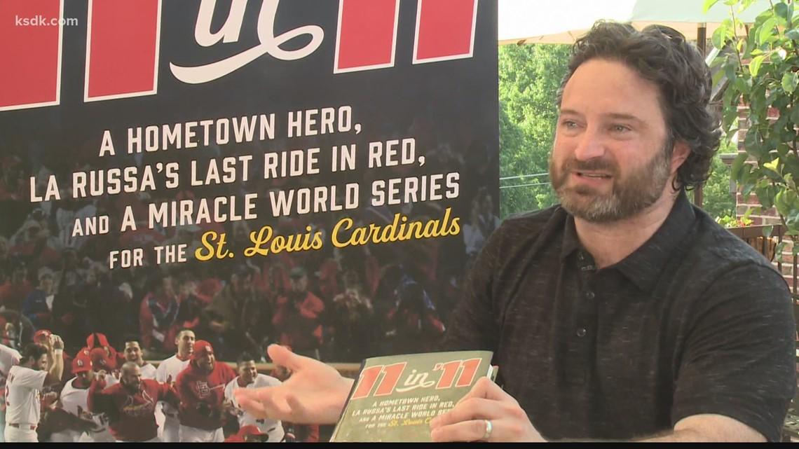 Hochman's 2011 Cardinals World Series book tells the inside stories of unforgettable series