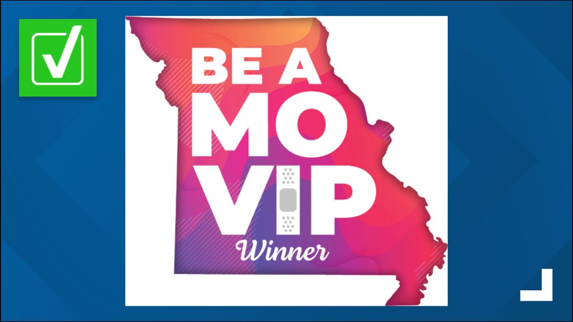 VERIFY: How will Missouri notify vaccine incentive winners?