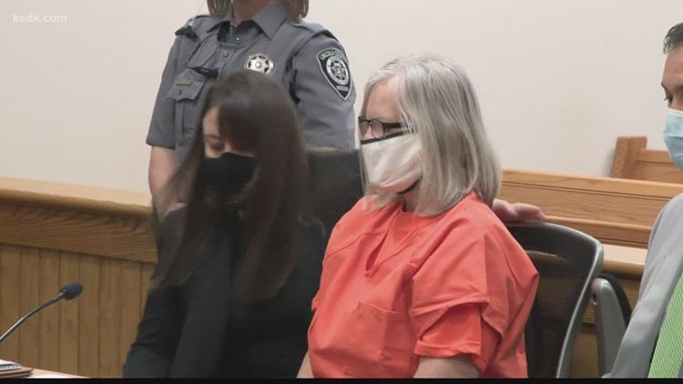 Pam Hupp makes first appearance in Betsy Faria murder charge