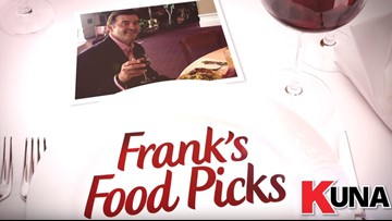 Frank's Food Picks | This spot has the perfect view and the food to match