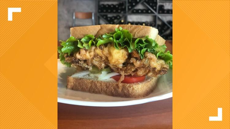 St. Paul sandwich