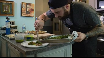 23-year-old chef named Industry Chef of the Year for Missouri