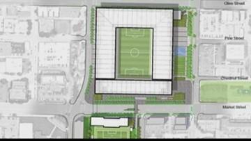 St. Louis MLS stadium plan getting closer