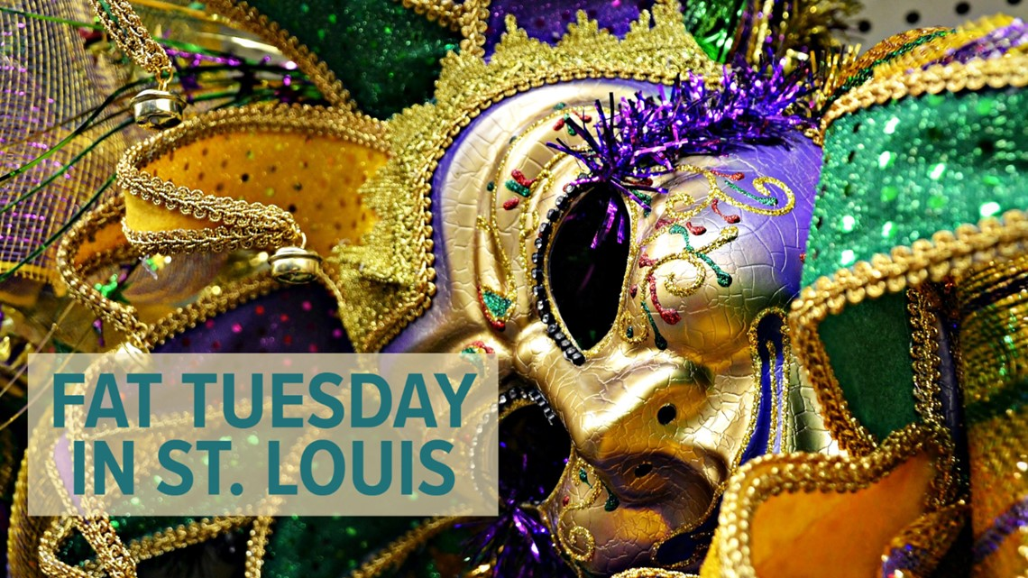 Your guide to Fat Tuesday in St. Louis