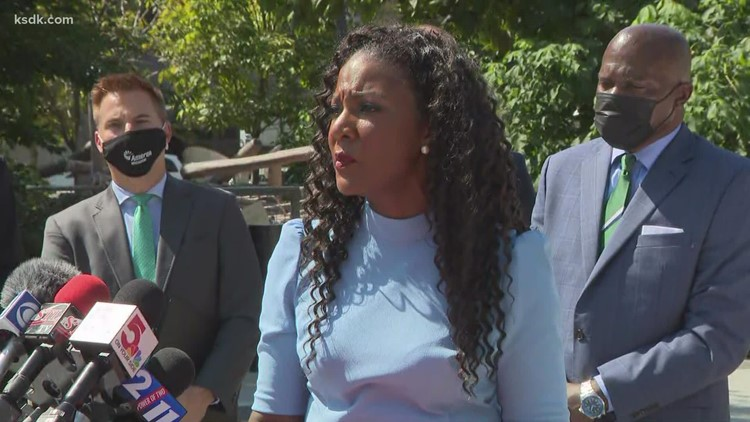 Mayor Jones' progressive supporters take issue with her plan to fight downtown crime
